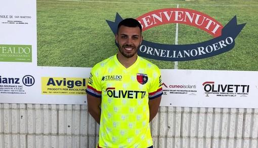 Eccellenza: il Corneliano Roero rinforza la difesa, ecco Carmine Esposito