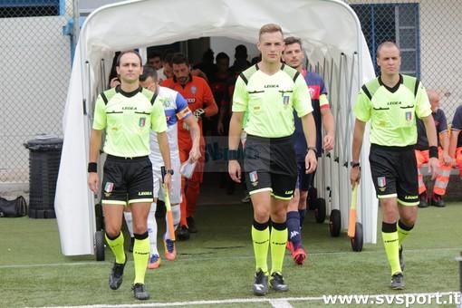Serie D (A): 15^giornata, le designazioni arbitrali