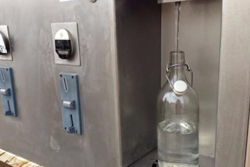 """Casetta dell'acqua chiusa, gli amministratori di Vicoforte: """"Non dipende da noi"""""""