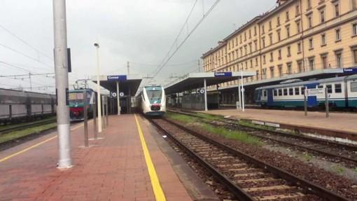 La stazione di Cuneo - foto generica