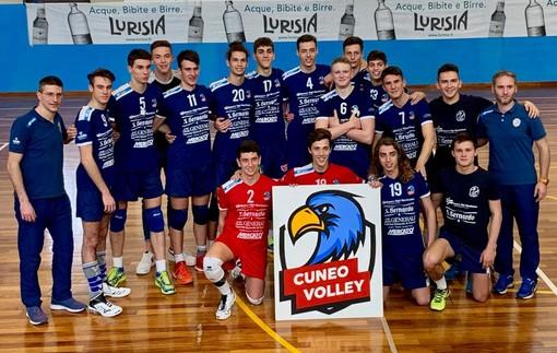 Volley maschile: tre titoli a livello Territoriale per il settore giovanile di Cuneo Volley