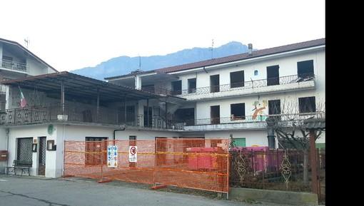 A Rifreddo sono partiti i lavori per la realizzazione della Cittadella degli anziani