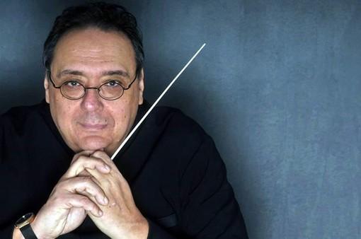 Il maestro Paolo Paglia