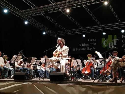 Simone Cristicchi in concerto a Fossano con la FFM