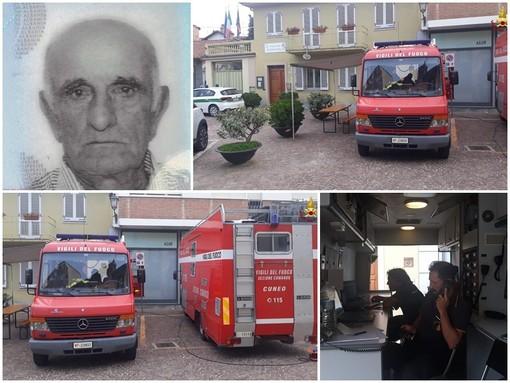 Ancora nessuna traccia del 74enne scomparso a Montà d'Alba: continuano le ricerche