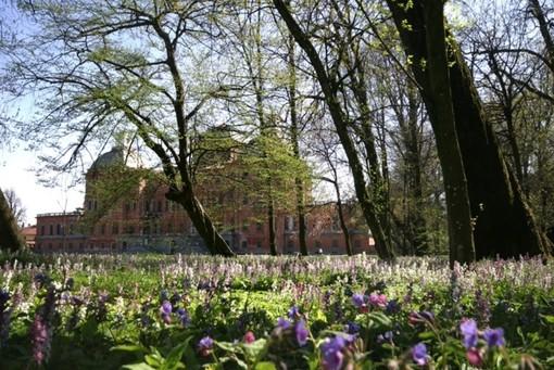 Racconigi, ancora incerta la riapertura del parco del castello: su Facebook parte la campagna di sensibilizzazione