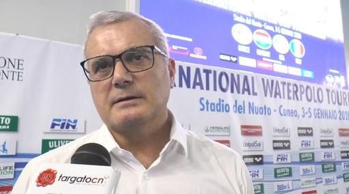 """Pallanuoto, Sandro Campagna dopo la vittoria con la Grecia: """"Pubblico straordinario e piscina meravigliosa!"""" ( VIDEO)"""