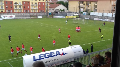 Serie C, playout: Cuneo-Gavorrano 1-0 alla fine del primo tempo, prodezza di Zamparo