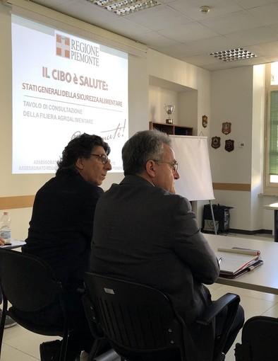 """In Regione il tavolo di consultazione """"Il cibo è salute"""": tra i partecipanti anche Confagricoltura"""