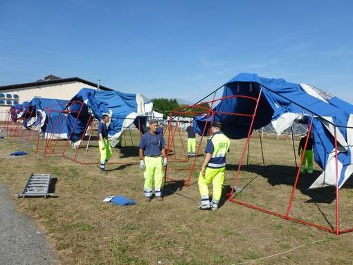 Almeno per ora, nessuna tenda al campo solidale della Caritas: sì all'accoglienza diffusa