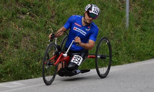 Handbike: Diego Colombari alle Paralimpiadi, un sogno che si realizza