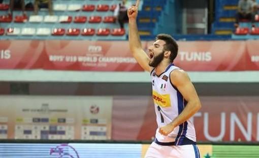 Volley: Damiano Catania in raduno con la Nazionale U20, obiettivo Europei
