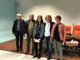 Consegna della borsa di studio della Confraternita di Sant'Eligio a Daniela Peirone del Soleri Bertoni