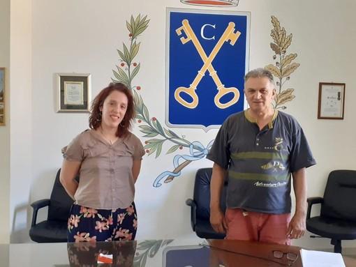 Clavesana: Alessandra Corino prende servizio nell'ufficio tecnico