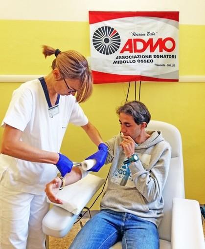 Donazione Midollo Osseo: al via la campagna di informazione e iscrizione a Cuneo e Saluzzo