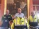 Consegnate le nuove divise ai volontari della Squadra ANA di Protezione Civile di Racconigi