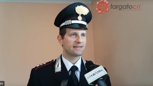 """Il maggiore De Biasio lascia il comando della Compagnia Carabinieri di Cuneo: """"Qui uno dei periodi più belli della mia carriera"""""""