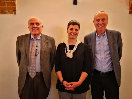 Giuseppe Beccaria, Anna Rottondo, Gianfranco Mondino
