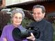 Domenico Rosso e moglie