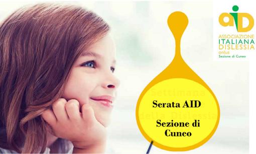 """""""Le basi della letto-scrittura"""": serata informativa dell'associazione Italiana Dislessia a Savigliano"""