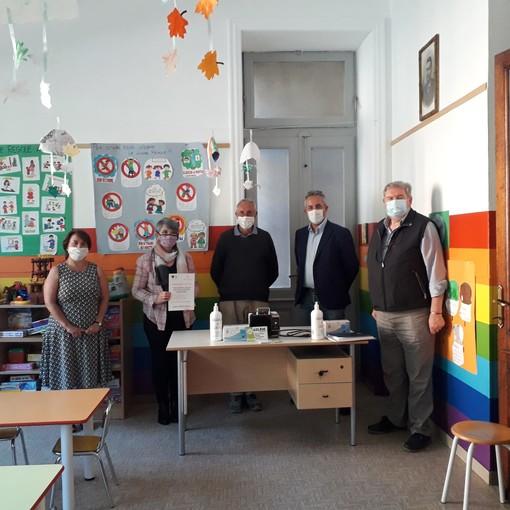 Rossana, la scuola dell'infanzia riapre con sei settimane di centro estivo
