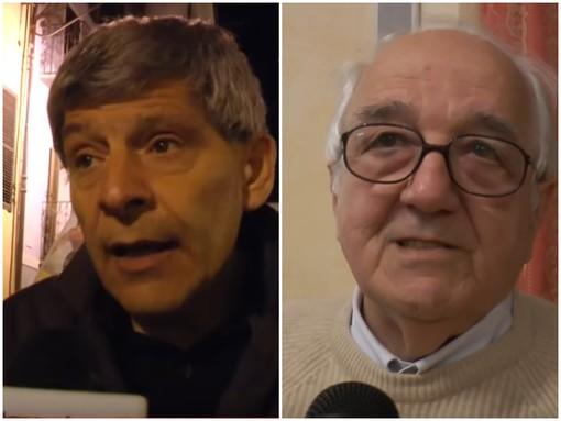 Domenico Clerico e Francesco Revelli
