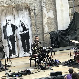 Arveire! Il Roumiage 2021 chiude con il concerto di Daniele Silvestri a Coumboscuro