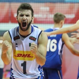 Volley maschile Serie A2 - Cuneo, arriva il libero: ufficializzato l'ingaggio del campione del mondo U19 Damiano Catania