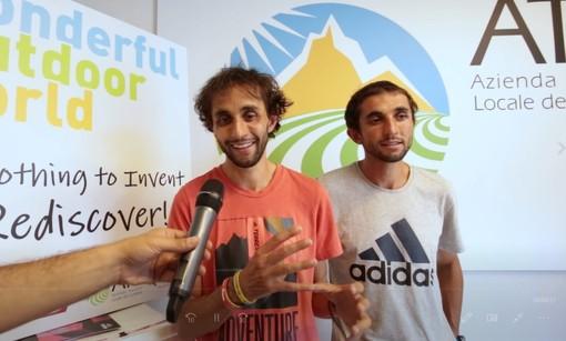 """Corsa in montagna, i gemelli Dematteis: """"Contenti di essere tornati nel Cuneese, grazie alla Sportification"""" (VIDEO)"""