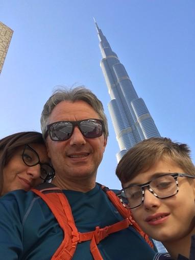 Anche a Dubai si legge Targatocn... e voi?