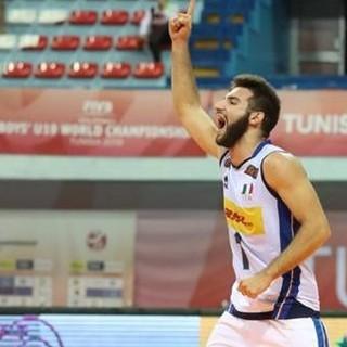 Volley maschile: via al collegiale della Nazionale U20, Damiano Catania e gli altri azzurri al lavoro a Boario Terme
