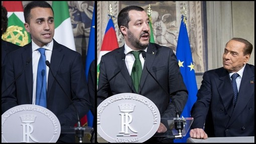 """La """"benevolenza critica"""" di Berlusconi apre alla possibilità di un governo M5S-Lega"""