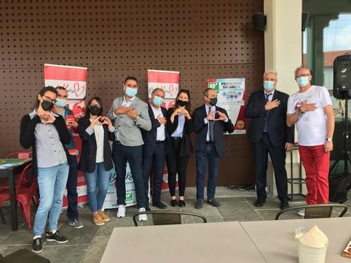 All'Open Baladin di Cuneo una nuova postazione salvavita: il progetto Battikuore sempre più diffuso in città