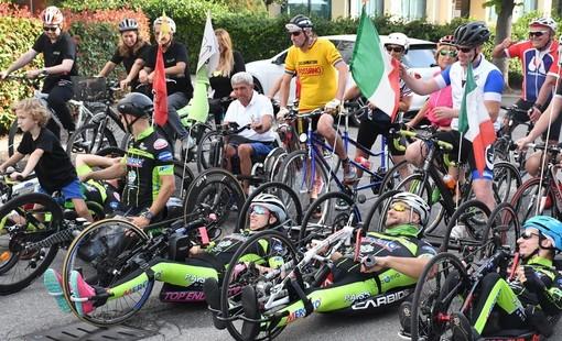 Handbike: la P.a.s.s.o. festeggia Diego Colombari, medaglia d'oro a Tokyo