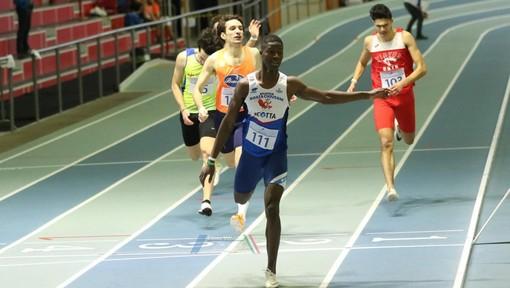 Atletica: a Padova vittoria e nuovo Personal Best per Allassane Diallo nei 400m indoor