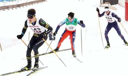 Sci di fondo, campionati italiani: Davide Ghio d'oro nella mass start Aspiranti