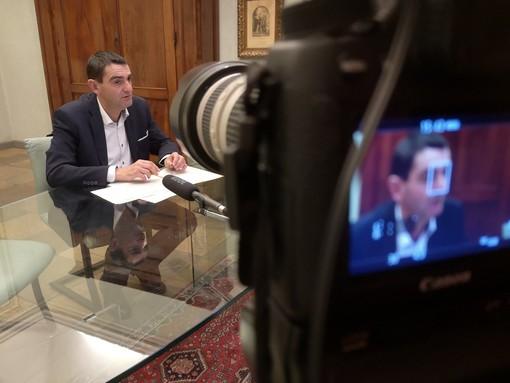 Un anno da sindaco: a tu per tu con Dario Tallone, primo cittadino di Fossano