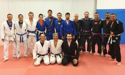 Brazilian Ju Jitsu: Evolution Gym di Mondovì, due atleti diventano cintura nera