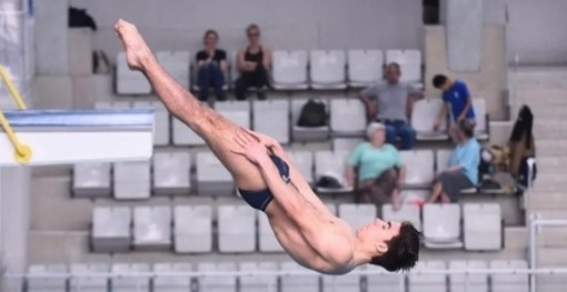 Tuffi: Eduard Timbretti Gugiu subito a medaglia ai Campionati Italiani di Categoria