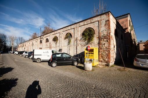 Cuneo, quale futuro per l'ex frigo militare? La Fondazione CRC si apre alle proposte della cittadinanza
