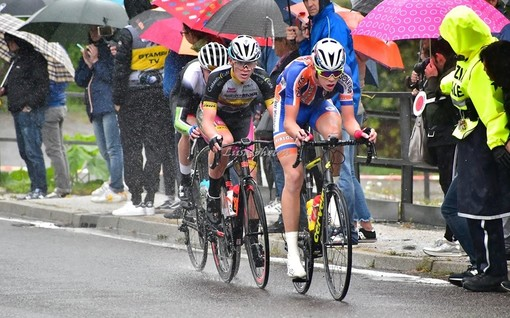 Ciclismo: gli Allievi dell' Esperia Piasco grandi protagonisti alla 52^ Coppa d'Oro di Borgo Valsugana