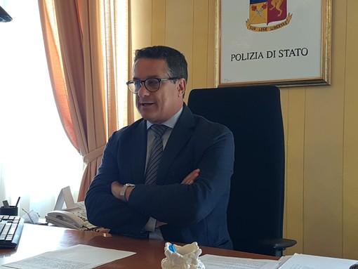 Il questore Emanuele Ricifari