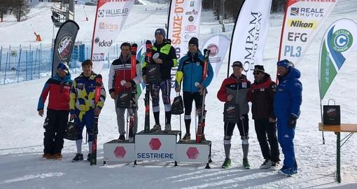 Sci alpino: Grand Prix Italia Aspiranti, Edoardo Saracco si impone nello slalom FIS-NJR di Sestriere
