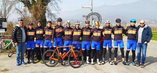 Ciclismo: sfida virtuale per i giovani atleti dell'Esperia Piasco