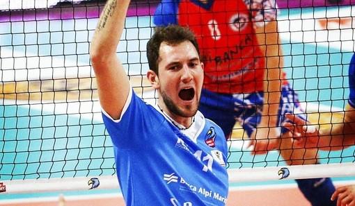 Volley maschile A2: Edoardo Picco lascia Cuneo