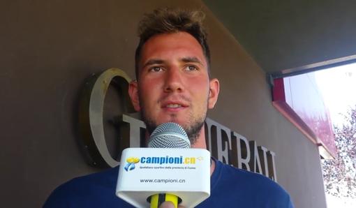 """Volley maschile A2 - Cuneo riceve Castellana Grotte, Edoardo Picco in vista della sfida di sabato: """"Giocare in casa ci aiuterà"""""""