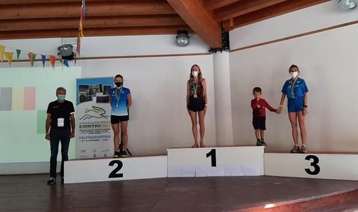 Corsa montagna master: oro europeo per Eufemia Magro