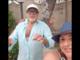 Elisa con Vasco Rossi, oggi al Grand Hotel di Rimini