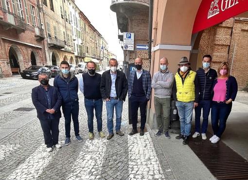 """Fossano in azione, Dogliani: """"Per la città vogliamo portare avanti un percorso di ascolto e di proposta"""""""