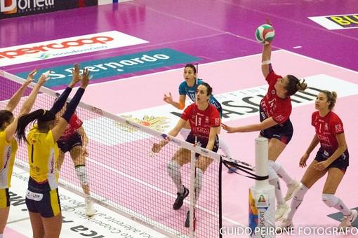 Una immagine del match (foto Guido Peirone)
